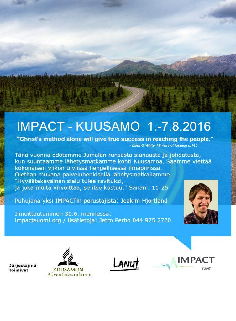 IMPACT-KUUSAMO
