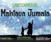 Lastenpäivä Vantaalle 26.11.2016