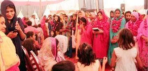 Pakistanissa yli 2000 henkilöä kokoontui adventistien evankelioivaan tapahtumaan