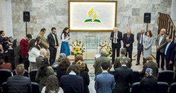 Irakissa on avattu uusi adventtikirkko