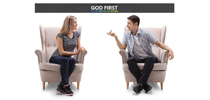 Jumala ensimmäiseksi elämässä, osa 6: Kristitty, raha ja parisuhde