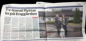 LifeStyleTV-kanava muuttaa Ruotsissa Enggårdeniin