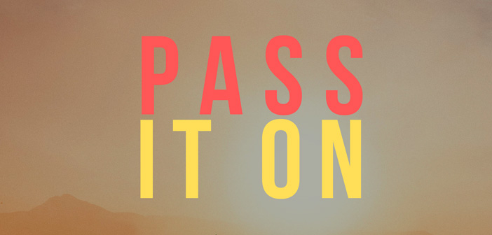 Pass it on, nuorisotyön koulutus, 15.–17.2.2019, Vihdissä