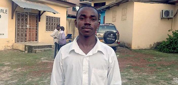 Jumalan asioilla Gabonissa