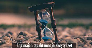 Lopunajan tapahtumat ja eksytykset -kokoussarja 17.–20.10.2019, Joensuu