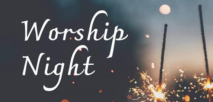 Worship Night 16.11.2019 klo 18, Helsinki