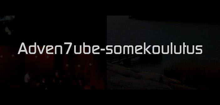 Adven7ube-somekoulutusta Tampereella 29.–31.1.2021