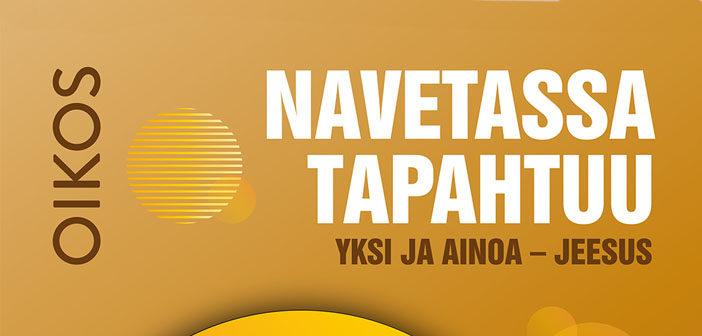 Navetassa tapahtuu -kokoussarja TV7:ssä