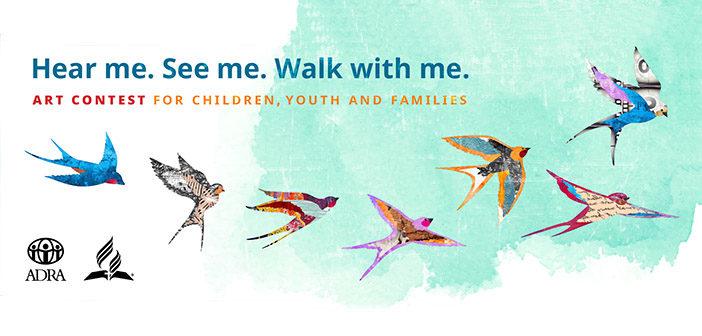 Taidekilpailu lapsille, nuorille ja perheille!