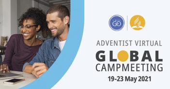 Adventistien virtuaaliset maailmanlaajuiset kesäjuhlat 19.–23.5.2021