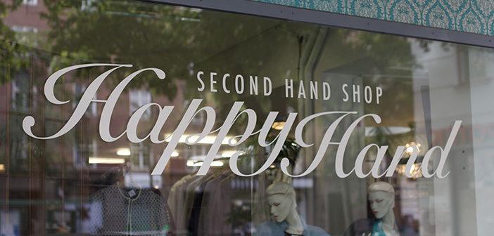 HappyHand Second Hand -myymälän toiminta päättyy